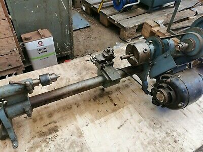 VINTAGE Woodworking Lathe.  • 83£