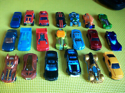 Hot Wheels Job Lot 20 Toy Cars Trucks In Played With Condition • 7.50£