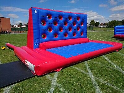 Sucker Punch Wall Inflatable For Bouncy Castle Hirer • 875£
