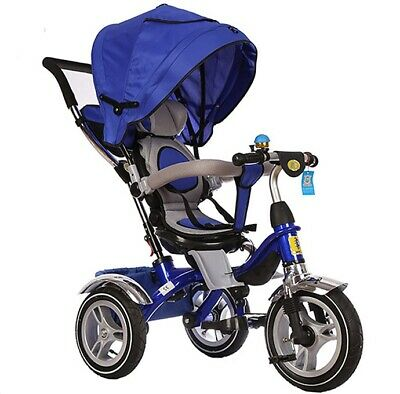 Kids Tricycle 3 Wheel With Parental Control 4 In 1  • 45.99£