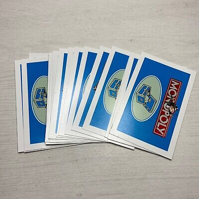 Monopoly Hasbro 16x Spare Community Chest Cards Only • 3.99£