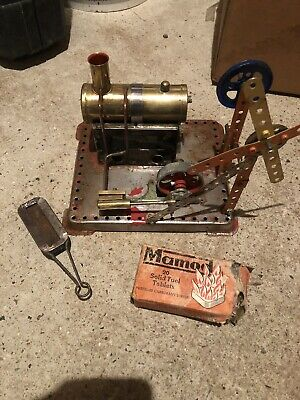 Vintage Mamod Steam Engine • 24.99£