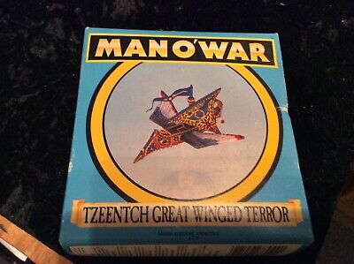 Man O'War Tzeentch Great Winged Terror Part Painted • 10£