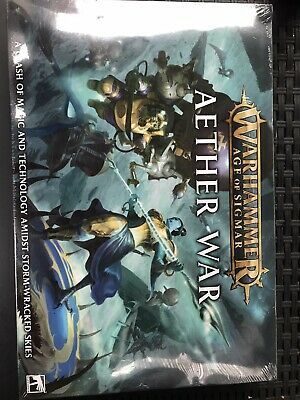 Warhammer Age Of Sigmar Aether War Complete Set - New And Sealed • 65£