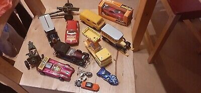 Vintage European Diecast Job Lot. Gama/Solido/Lone Star/Corgi & Others  • 0.99£
