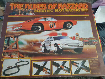 The Dukes Of Hazard - Electric Slot Racing Set • 50£