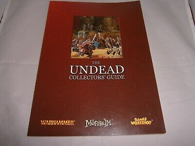 Warhammer Games Workshop The Undead Collectors Guide  • 4.20£