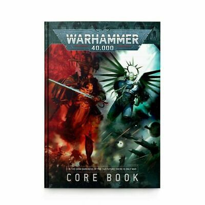 WARHAMMER 40000: CORE BOOK (ENGLISH) Games Workshop HUGE SAVINGS  • 23£