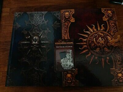 Warhammer Online Age Of Reckoning Collectors Edition Books And Models OOP • 8.80£