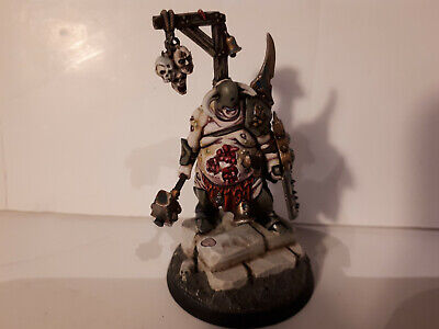 Warhammer Age Of Sigmar Nurgle Lord Of Blights  - Lovely Painted • 0.99£