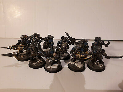 Warhammer Age Of Sigmar Kharadron Overlords Arkanout Company  - Lovely Painted • 0.99£