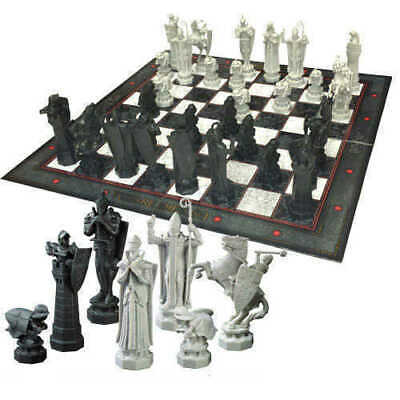 Harry Potter Chess Set Wizards Chess Noble Collection Chess • 69.25£