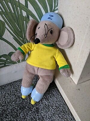TY Beanie Zoomer From  Rastamouse   • 1.99£