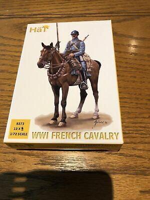 HaT Nap WW1 French Cavalry 1/72 Scale Figures 8273 • 3£