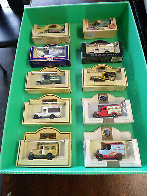 Set Of Toy Cars Mint In Box • 20£