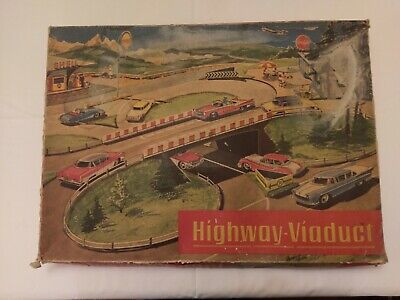 Technofix Highway Aquaduct With 3 Cars • 150£