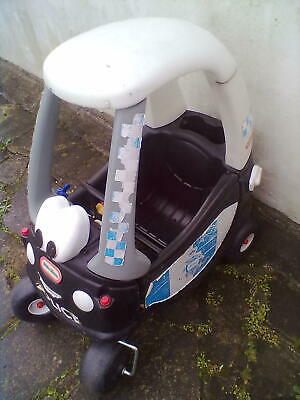 Little Tikes Cosy Coupe Police Car - Leeds  • 15£