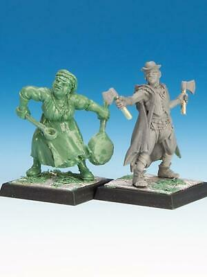 Freebooter Miniatures - Cultists #2 - MYS012 • 11.25£