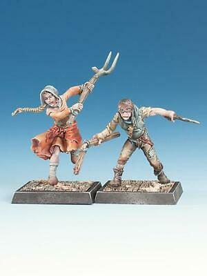 Freebooter Miniatures - Cultists (2) - MYS003 • 11.69£