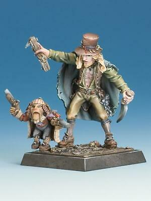 Freebooter Miniatures - Gualtiero (2) - MYS001 • 10.79£