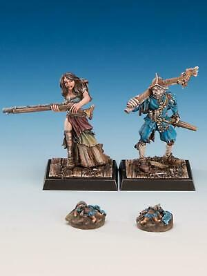 Freebooter Miniatures - Mrs. Juanhijo + Samuel - SOL014 • 10.80£