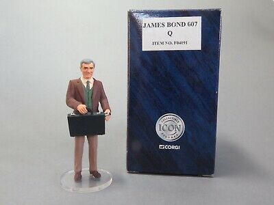 Q Corgi Icon James Bond Figure F04191 • 95£