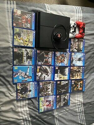 Playstation 4 500gb • 75£