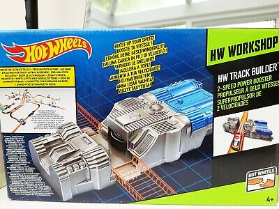 Hot Wheels 2-Speed POWER BOOSTER For Track, New Boxed  • 5.50£