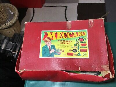 1950s Meccano Accessory Outfit Set 6A • 4.70£
