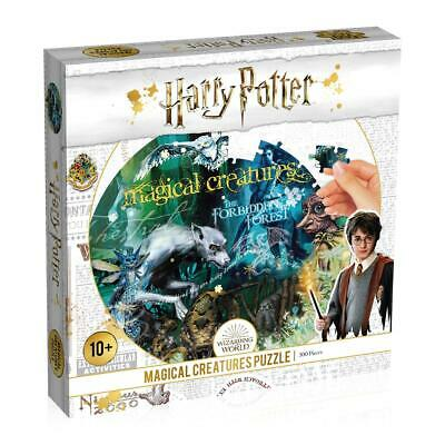 Harry Potter Magical Creatures 500 Piece Jigsaw Puzzle • 9.99£
