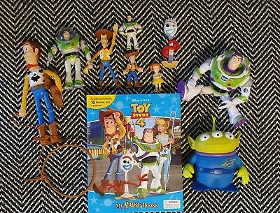Toy Story Bundle Busy Book Is New & Unopened • 5£