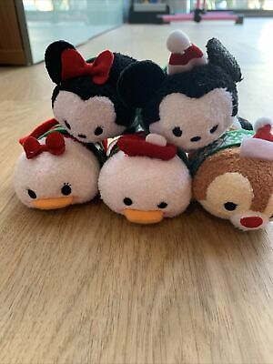 Disney Tsum Tsum Christmas Bundle • 2£