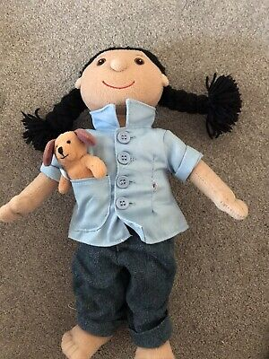 Willberry - The Puppet Company Small Doll. • 4.99£