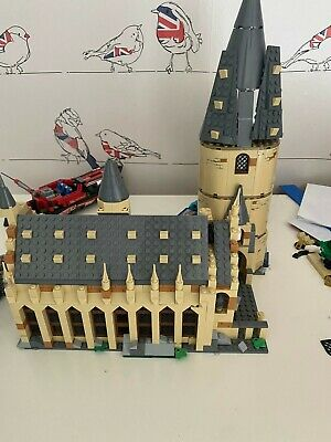 LEGO Harry Potter Hogwarts Great Hall (75954), Included Instructions And BOX • 15£