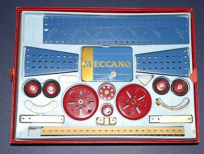 Meccano Late 1950s Rare French Set 6 Totally Complete. • 50£