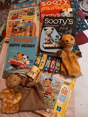 Sooty And Sweep Toys • 17£