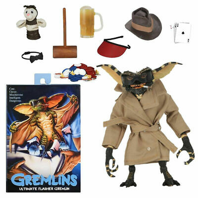 NECA Gremlins Ultimate Flasher Gremlin 7  Inch Action Figure Official NEW BOXED • 39.95£