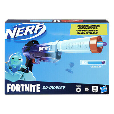 Nerf Gun Fortnite Blaster SP Rippley Elite Dart Edition • 19.99£