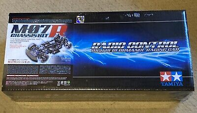 Tamiya M07R. Ready To Run With Additional Extras. • 330£