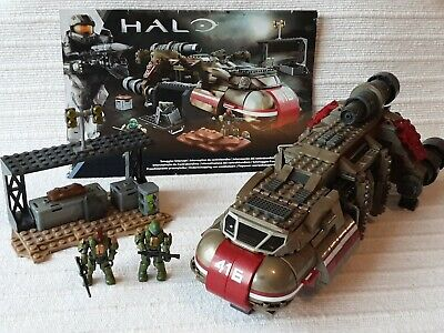 Halo Megabloks Smuggler Intercept  100% Complete With Instructions • 55.80£