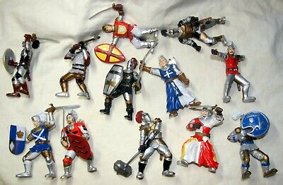 Early Learning Centre Elc Medieval Soldiers Knights Etc Figures Toy Soldiers • 14.99£