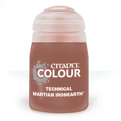Citadel Paint Technical: Martian Ironearth 24ml • 6.75£