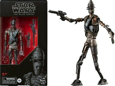 Star Wars The Black Series - IG-11 Droid 6  Inch Action Figure - The Mandalorian • 29.95£