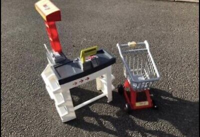 Smoby Supermarket With Trolley, Till And Weighing Sale • 17.50£