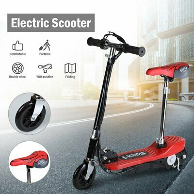Folding Electric Scooter Adult Kids Built In Rechargeable Battery Portable Ride • 82.99£
