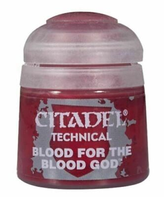 Blood For The Blood God, Citadel Paint Technical, Warhammer 40,000 • 4.59£