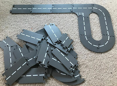 Toy Car Road  Pieces Map Track Puzzle Play Mat Vehicles Boy • 3£