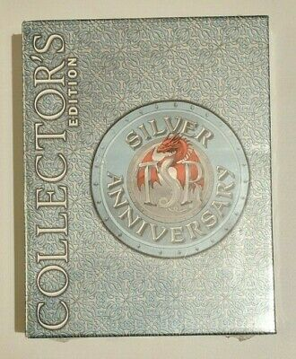 AD&D TSR Silver Anniversary Collector's Edition 1999 Unopened • 2.76£