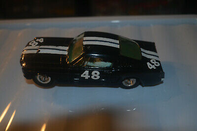 1/32 Scale Ford Mustang Slot Car - Hand Built  • 11.50£