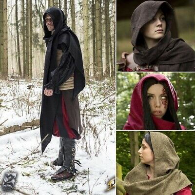 Assassin's Creed, Altair Cowl / Hood, Ideal For Costume Or LARP • 35£